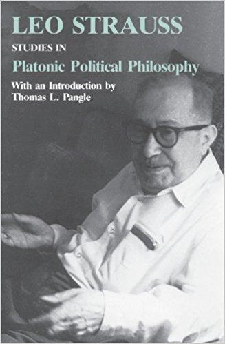Studies in Platonic Pol Phil Cover