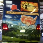 Sarah Palin's Bus - Ass-End