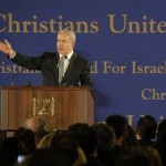 Netanyahu at CUFI Conference