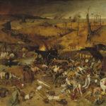 """The Triumph of Death,"" Pieter Bruegel, The Elder"